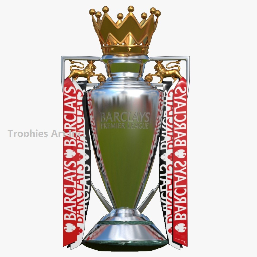 FA Premier League Trophy Premier League Cup Replica Trophy 1:1 S