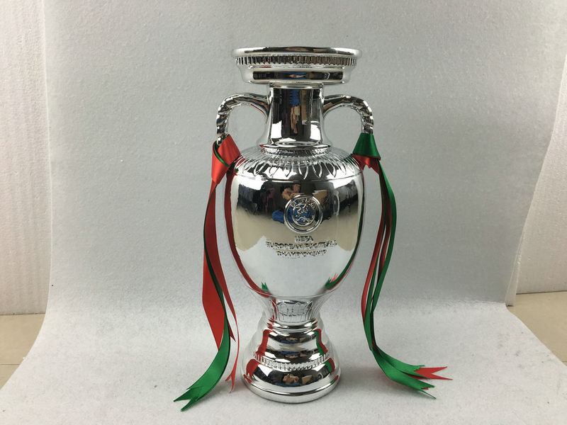 The Henri Delaunay Cup - UEFA European Champions Trophy Model Re