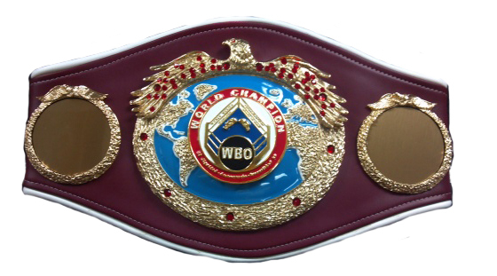 WBO Championship Belt Boxing Replica