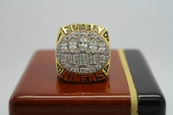 1994 Super Bowl XXIX San Francisco 49ers Steve Young Championship Ring