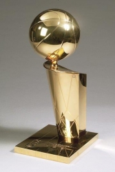 NBA Championship TROPHY Larry O Brian Trophy 22 Inches