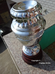 COPA AMERICA 2015 CHAMPIONSHIP CUP TROPHY PRIZE RESIN REPLICA