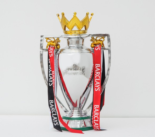 Premier League Trophy FA Champion Cup 45 cm Replica Size